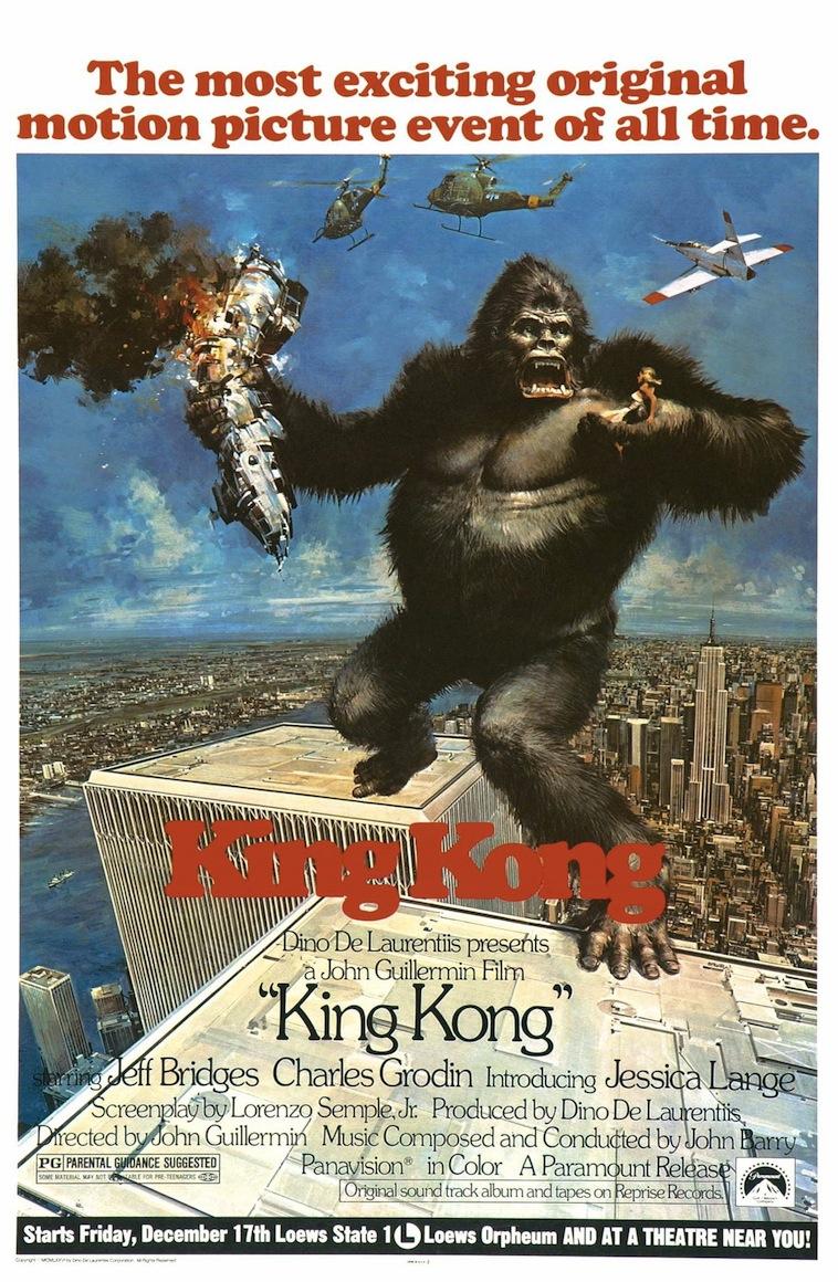 Crítica | King Kong (1976)