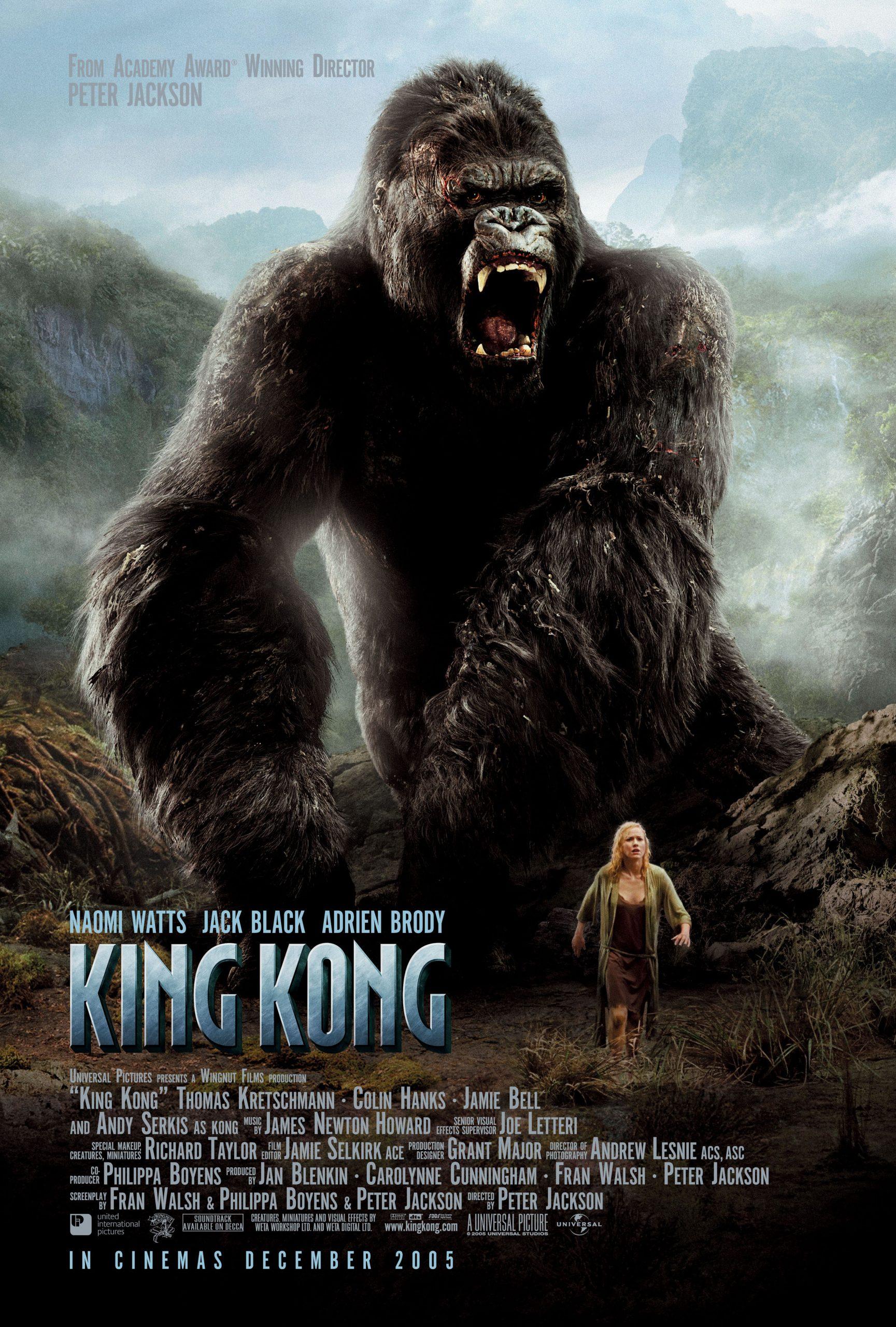 Crítica | King Kong (2005)