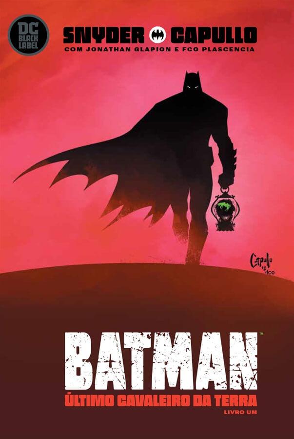Resenha | Batman: O Último Cavaleiro da Terra