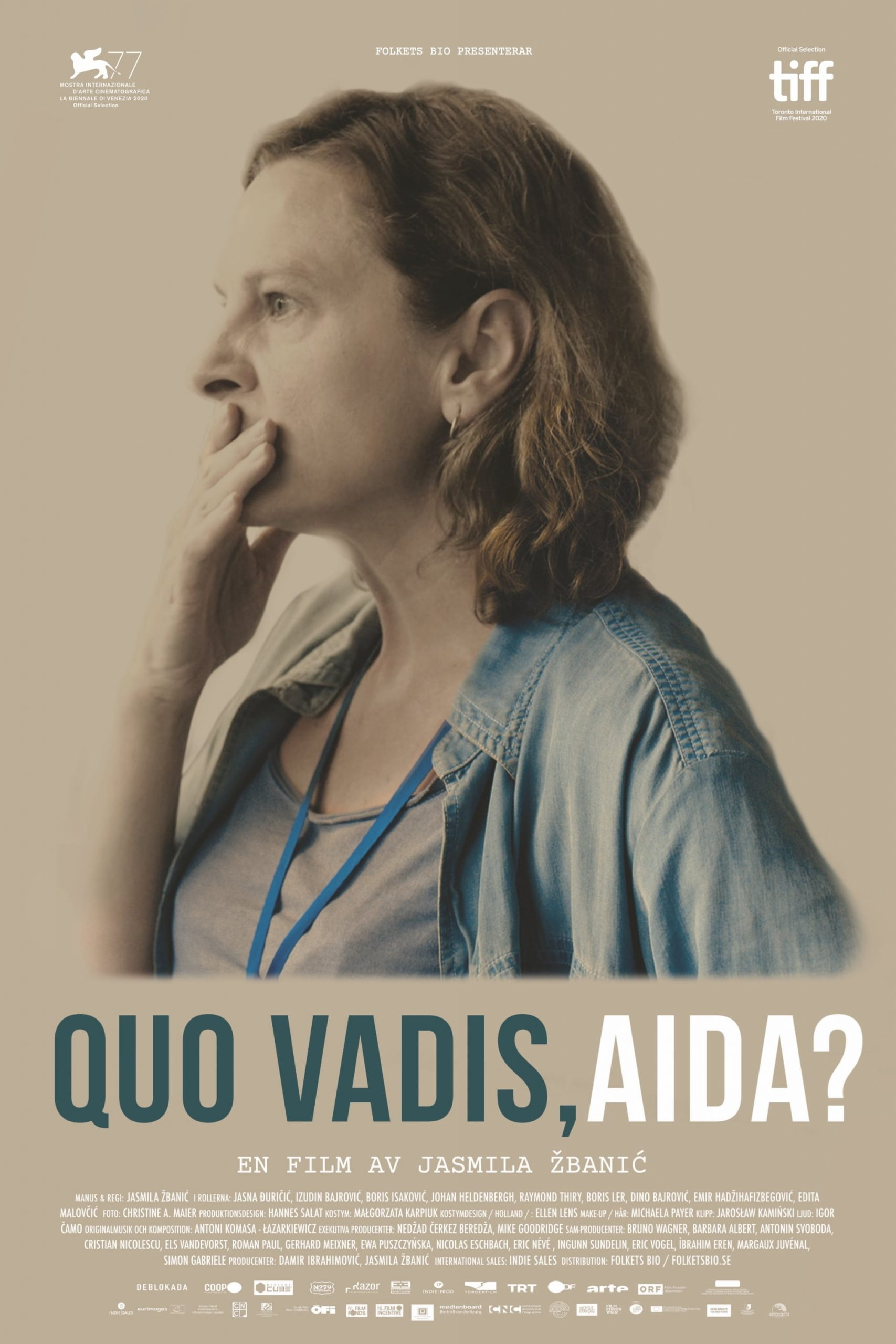 Crítica | Quo Vadis, Aida?