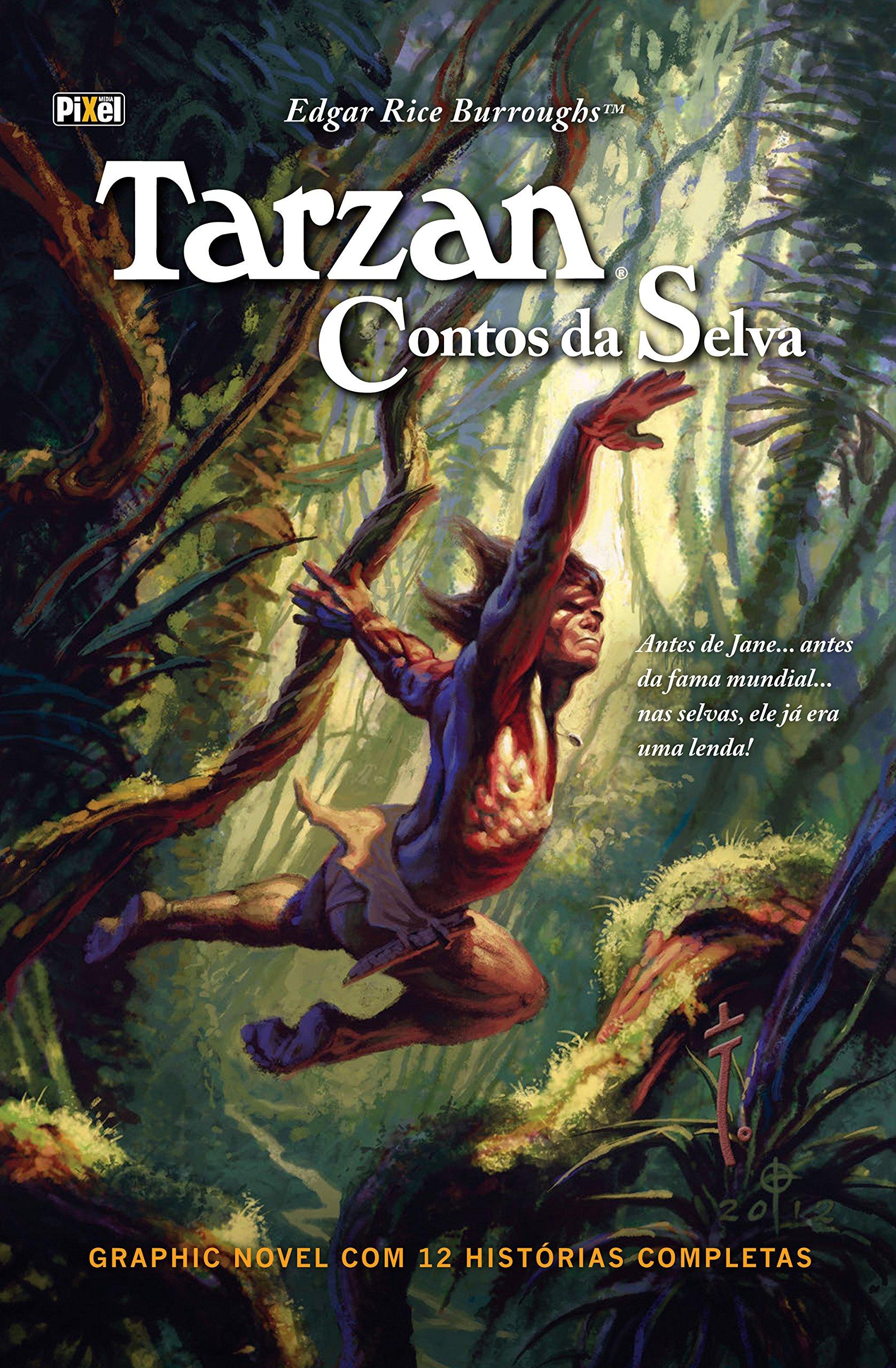 Resenha | Tarzan: Contos da Selva