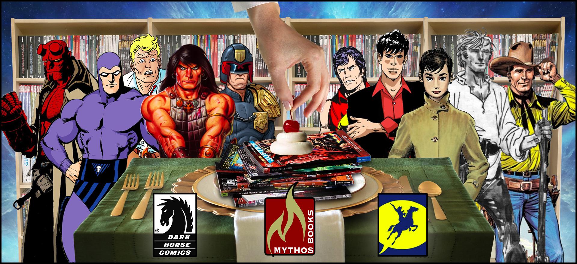 VortCast 99 | Mythos: Os Bastidores de uma Editora