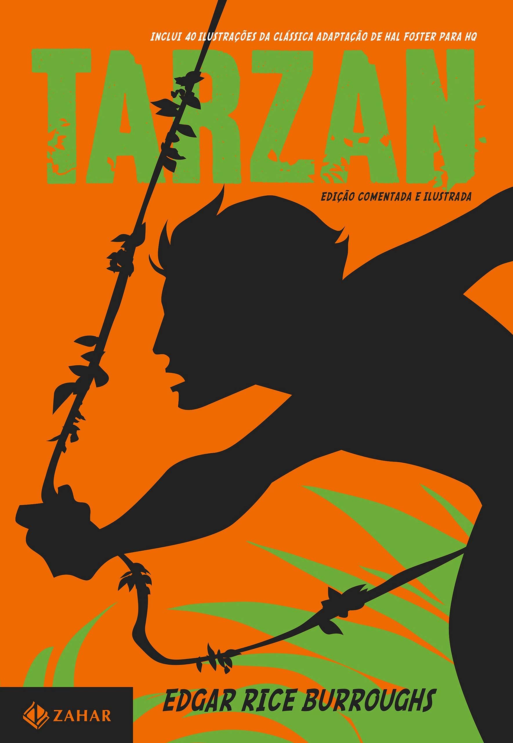 Resenha | Tarzan: O Filho das Selvas – Edgar Rice Burroughs