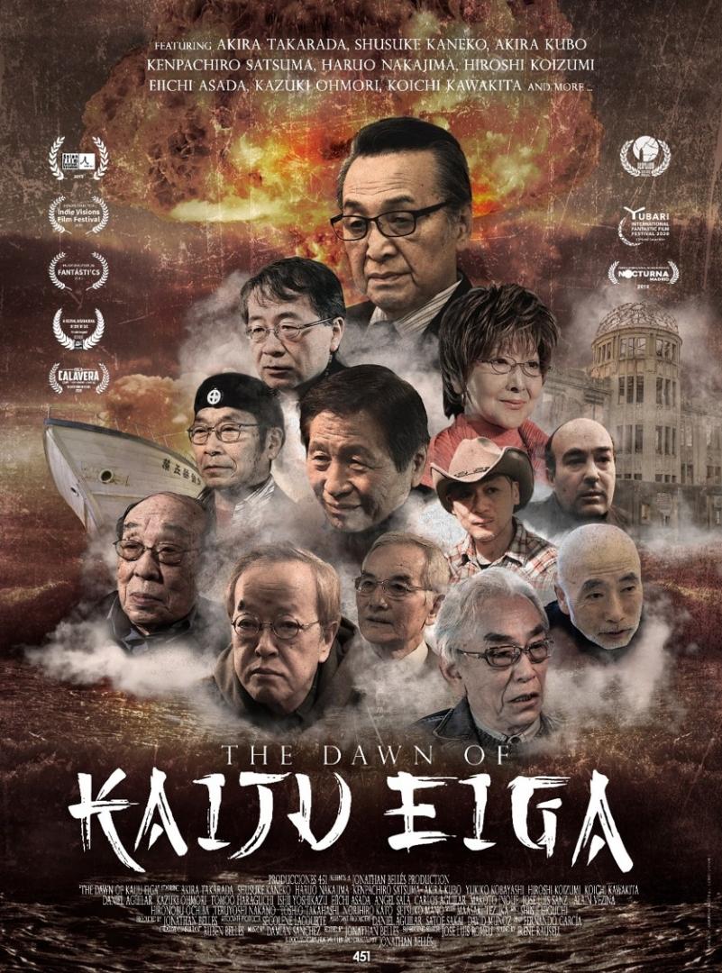 Crítica | O Alvorecer de Kaiju Eiga