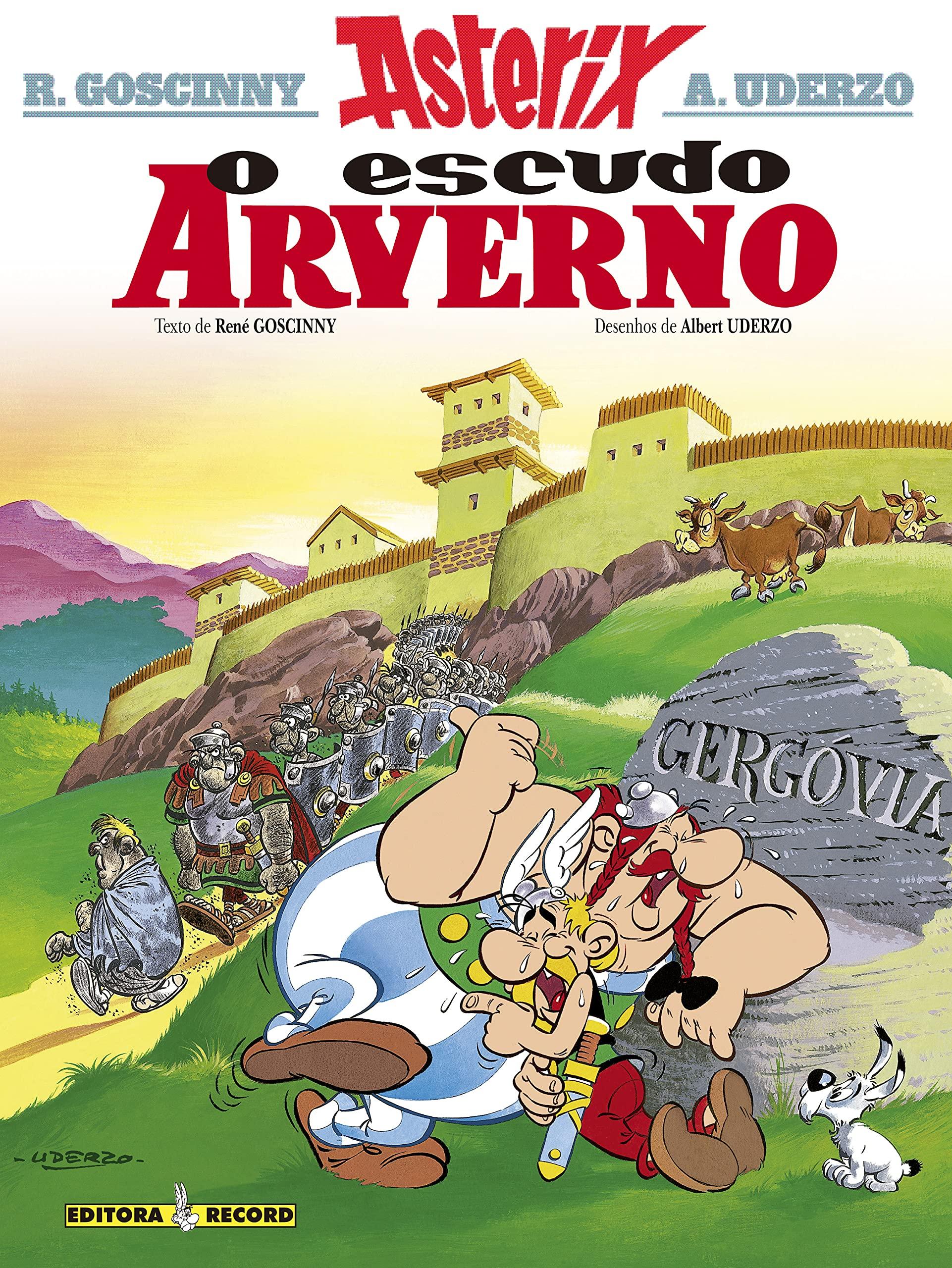 Resenha | Asterix: O Escudo Arverno