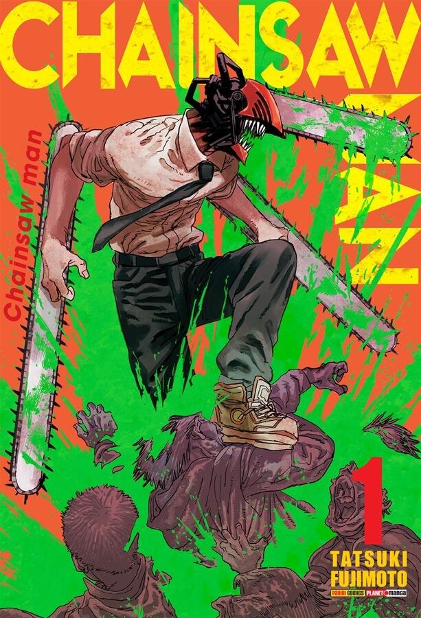 Resenha   Chainsaw Man – Volume 1