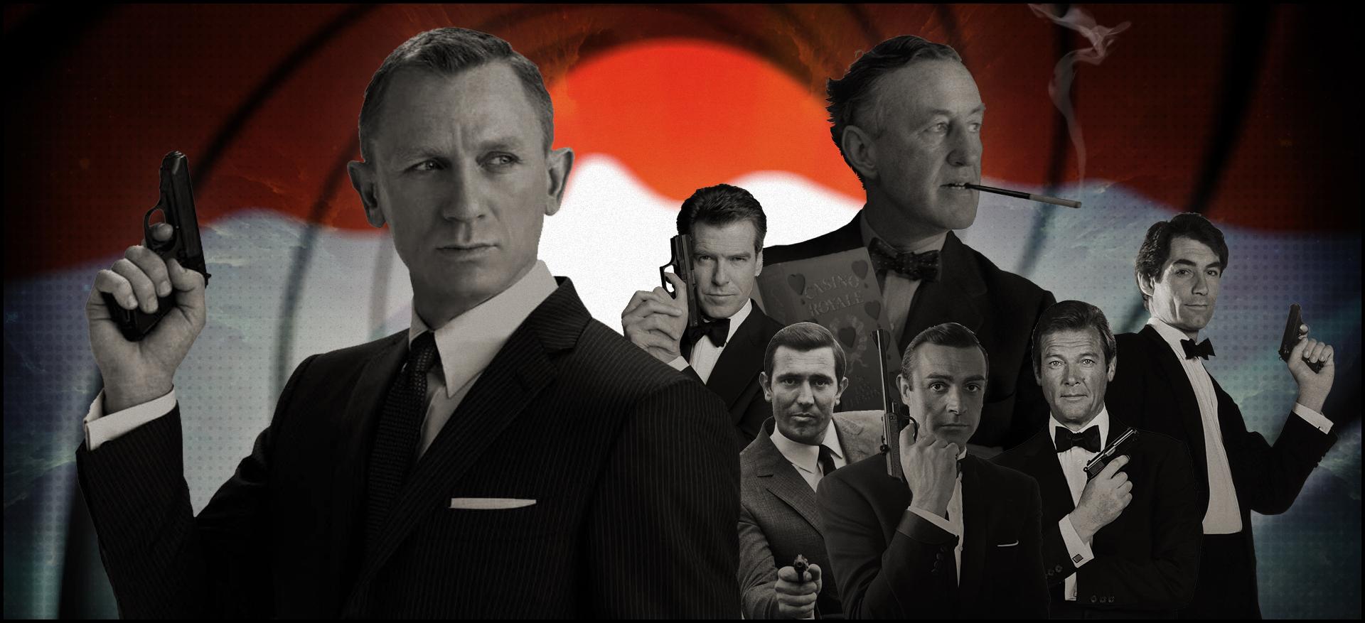 VortCast 102 | James Bond – 007 (Era Daniel Craig)