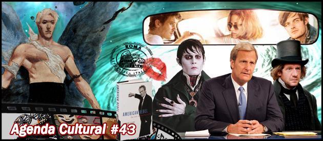 Agenda Cultural 43 | Sandman, Clint Eastwood e Homem-Aranha