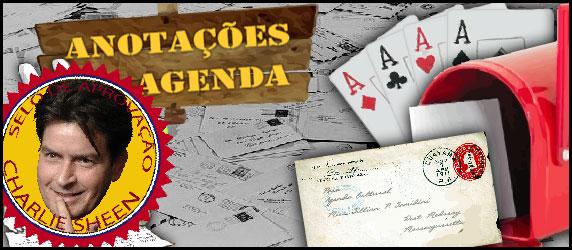 Anotações na Agenda 08 | Direto de Portugal