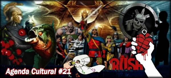 Agenda Cultural 21 | O Retorno do Rei, A Canção dos Bardos e a Volta do Coronel